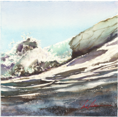 639_swimming with the surge_2019_36x36cm_300 dpi